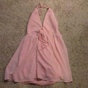 Tobi minidress/bathing suit coverup, like new